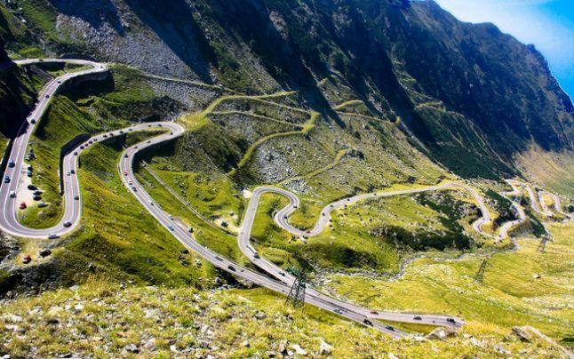 Drumul spre nori se găsește în România…