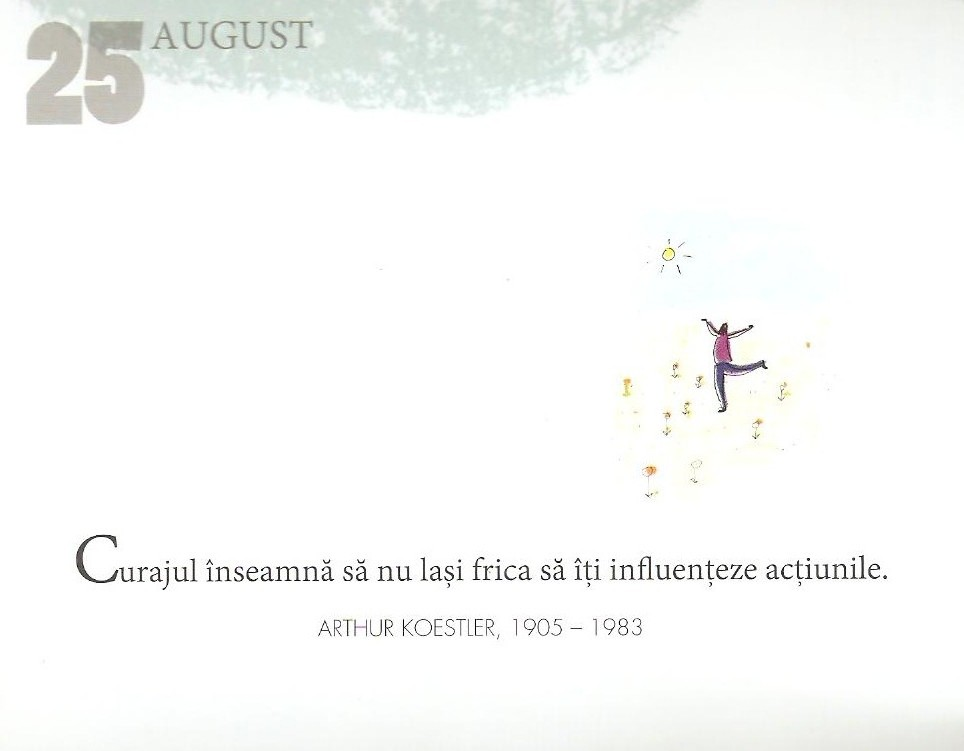25 August